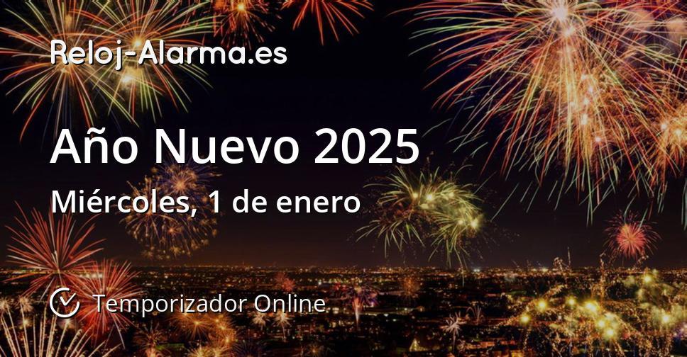 Año Nuevo 2025