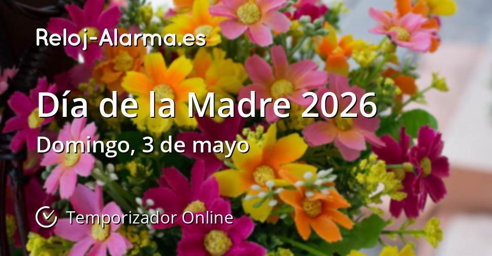 Día de la Madre 2026