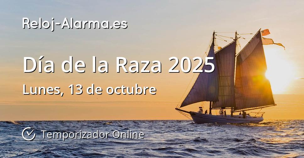 Día de la Raza 2025