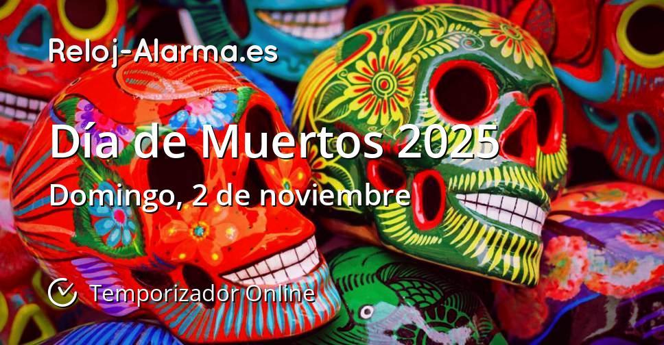 Día de Muertos 2025