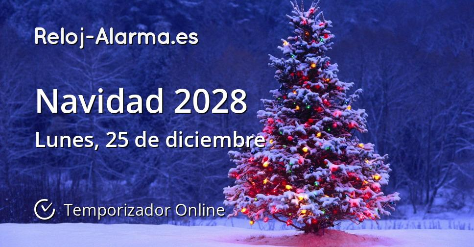 Navidad 2028