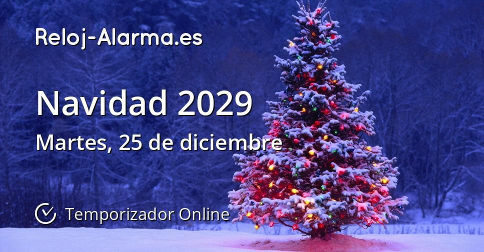 Navidad 2029